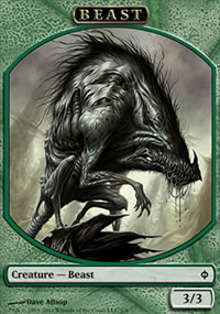 Beast - New Phyrexia