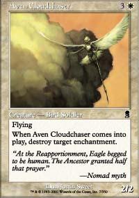 Aven Cloudchaser - Odyssey