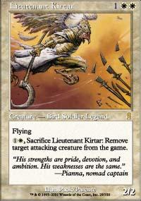 Lieutenant Kirtar - Odyssey