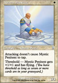 Mystic Penitent - Odyssey