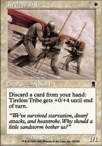 Tireless Tribe - Odyssey