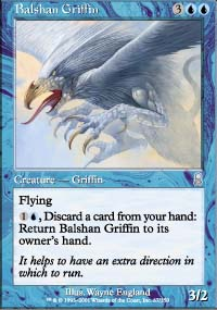 Balshan Griffin - Odyssey