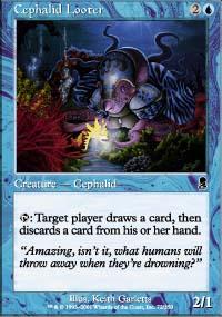 Cephalid Looter - Odyssey