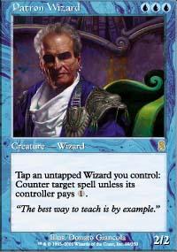Patron Wizard - Odyssey