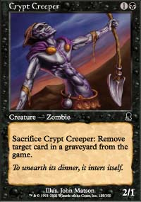 Crypt Creeper - Odyssey