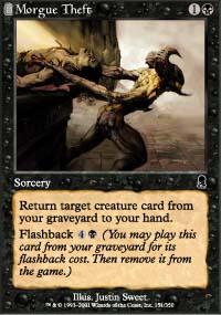 Morgue Theft - Odyssey
