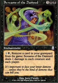 Screams of the Damned - Odyssey