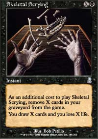Skeletal Scrying - Odyssey