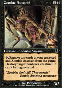 Zombie Assassin - Odyssey