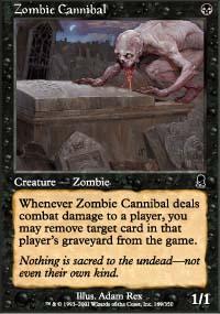 Zombie Cannibal - Odyssey