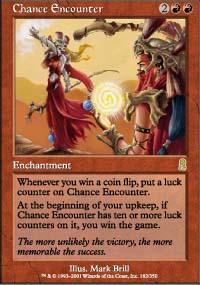 Chance Encounter - Odyssey