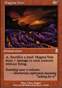 Magma Vein - Odyssey