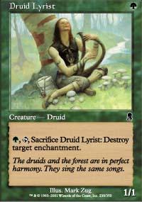Druid Lyrist - Odyssey