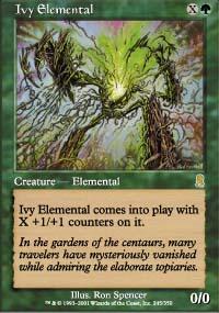 Ivy Elemental - Odyssey