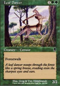 Leaf Dancer - Odyssey