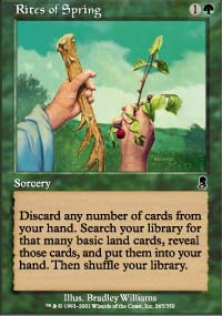 Rites of Spring - Odyssey