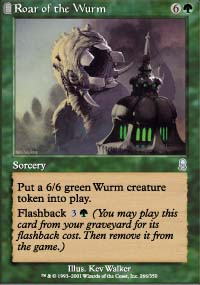 Roar of the Wurm - Odyssey