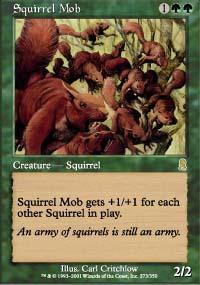 Squirrel Mob - Odyssey