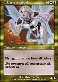 Iridescent Angel - Odyssey