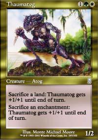 Thaumatog - Odyssey