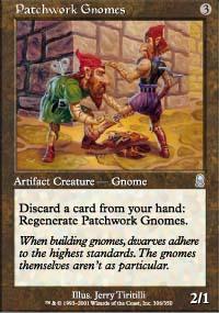 Patchwork Gnomes - Odyssey