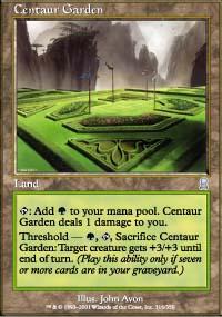 Centaur Garden - Odyssey