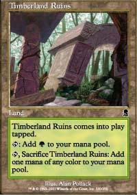 Timberland Ruins - Odyssey