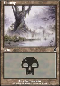 Swamp 3 - Odyssey