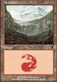 Mountain 3 - Odyssey