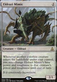 Eldrazi Mimic - Oath of the Gatewatch