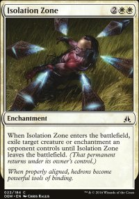 Isolation Zone - Oath of the Gatewatch