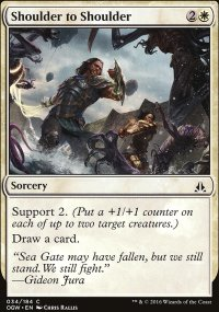 Shoulder to Shoulder - Oath of the Gatewatch