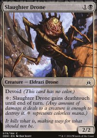 Slaughter Drone - Oath of the Gatewatch