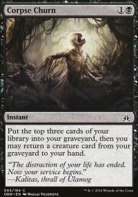 Corpse Churn - Oath of the Gatewatch