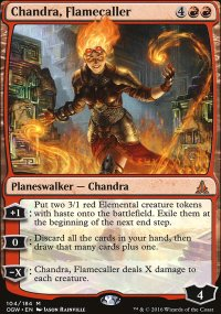 Chandra, Flamecaller - Oath of the Gatewatch