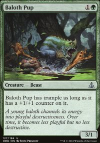 Baloth Pup - Oath of the Gatewatch