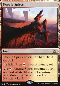 Needle Spires - Oath of the Gatewatch