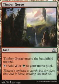 Timber Gorge - Oath of the Gatewatch