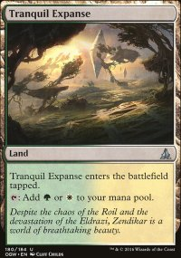 Tranquil Expanse - Oath of the Gatewatch