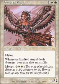 Exalted Angel - Onslaught
