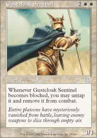 Gustcloak Sentinel - Onslaught
