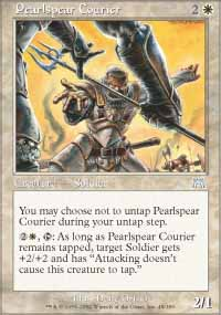 Pearlspear Courier - Onslaught