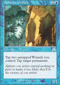 Aphetto Grifter - Onslaught