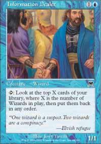 Information Dealer - Onslaught