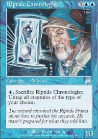 Riptide Chronologist - Onslaught