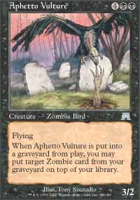 Aphetto Vulture - Onslaught
