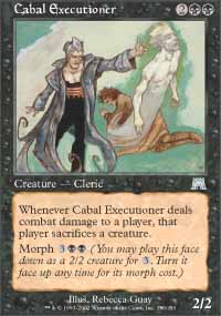 Cabal Executioner - Onslaught
