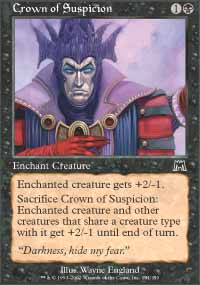 Crown of Suspicion - Onslaught