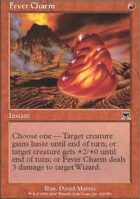 Fever Charm - Onslaught