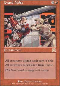 Grand Melee - Onslaught